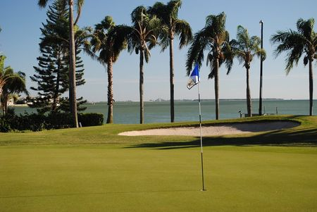 Overview of golf course named Isla Del Sol Golf Yacht and Country Club