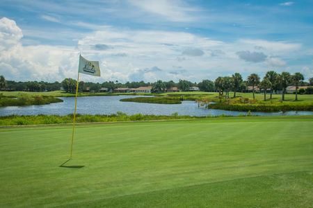 Overview of golf course named Indian River Colony Club