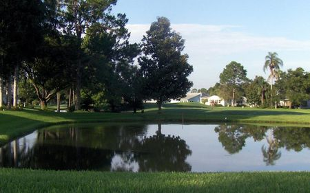 Overview of golf course named Highland Fairways Golf Club