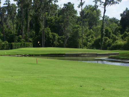 Four lakes golf club cover picture