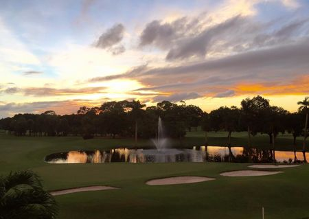 Overview of golf course named Fort Lauderdale Country Club