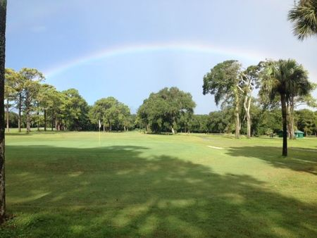 Fernandina beach municipal golf course cover picture