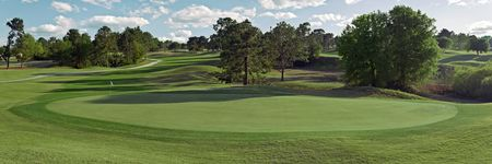 Overview of golf course named Eagle Ridge Golf Club