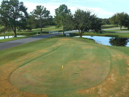 Clerbrook golf and rv resort cover picture