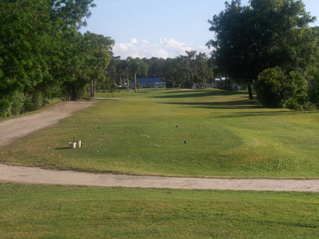 Overview of golf course named Lily Lake Golf Resort