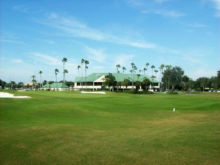 Overview of golf course named Pasadena Yacht and Country Club