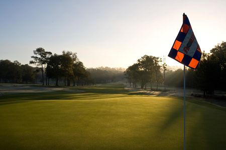 Overview of golf course named Mark Bostick Golf Course at The University of Florida