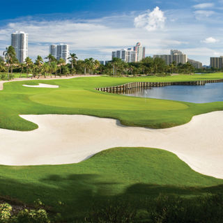 Turnberry isle resort and club the soffer course cover picture