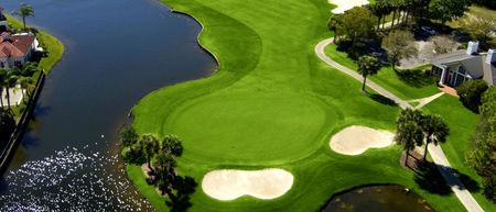 Westchase Golf Club Cover