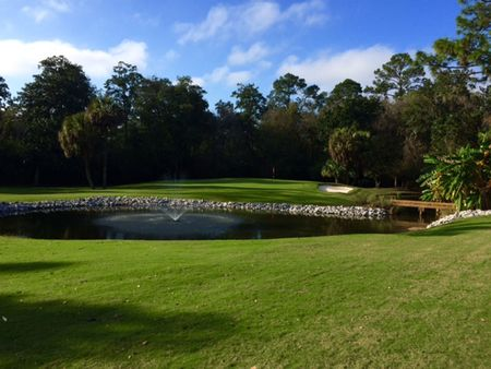 Osceola municipal golf course cover picture