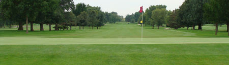 Overview of golf course named Mason City Country Club