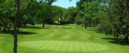 Overview of golf course named Olde Indian Creek Country Club