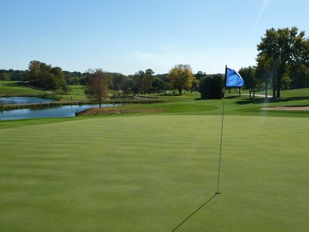 Palmer hills golf course cover picture