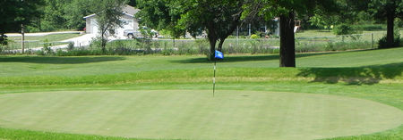 Red oak country club cover picture