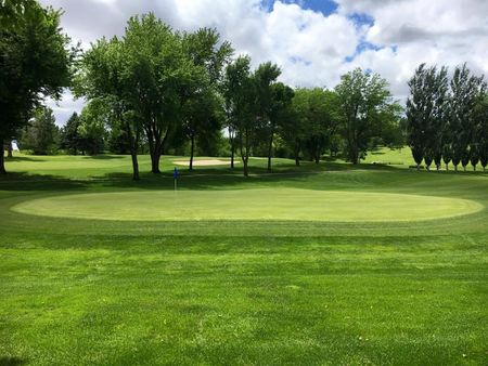 Rock valley golf course cover picture