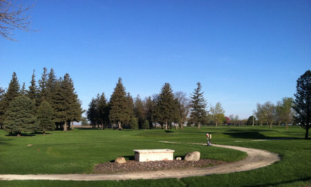 Rolfe Golf Club Cover Picture