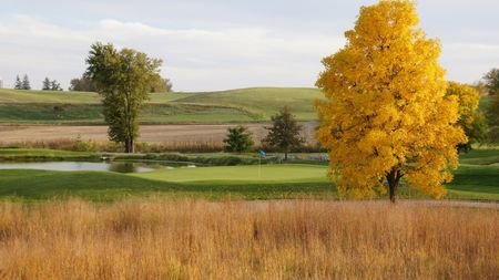 Stone creek golf course cover picture
