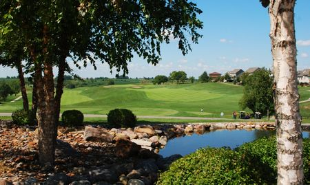 Overview of golf course named The Legacy Golf Club