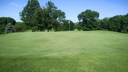 Overview of golf course named Washington Golf and Country Club