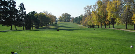Overview of golf course named Waukon Golf and Country Club