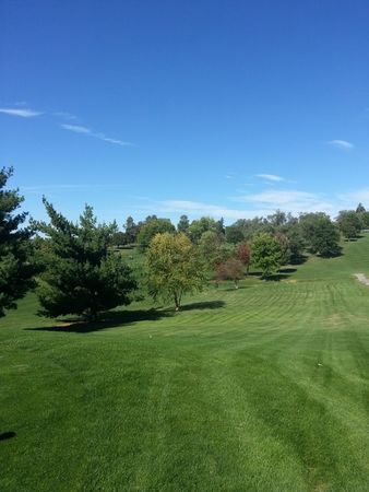 Overview of golf course named Westwood Golf Course