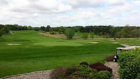 Overview of golf course named Woodland Hills Golf
