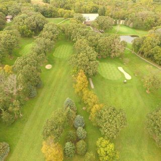 Acorn park golf club cover picture