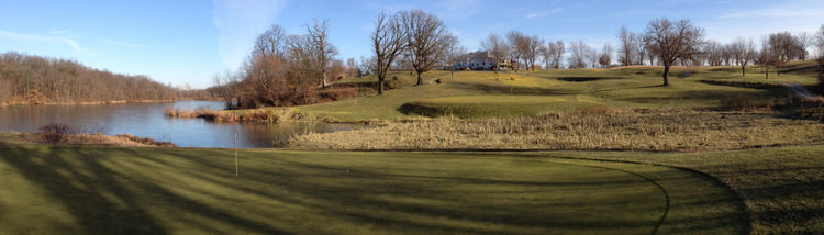 Albia golf and country club cover picture