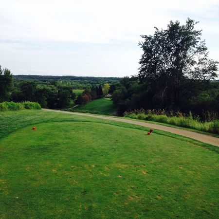 Overview of golf course named Algona Country Club