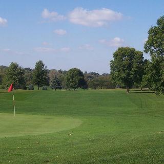 American legion memorial golf course cover picture