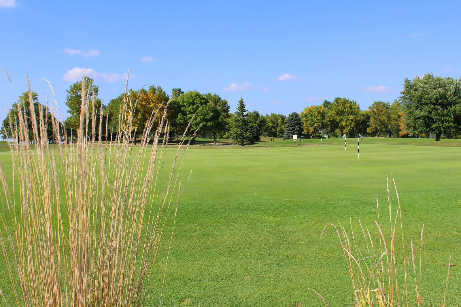 Ames golf and country club cover picture