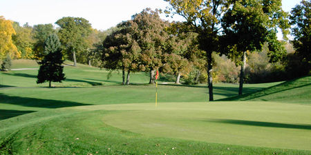 Overview of golf course named Ankeny Golf and Country Club