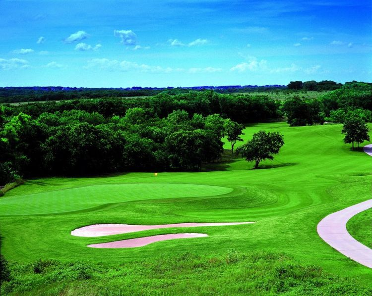 Buffalo creek country club cover picture