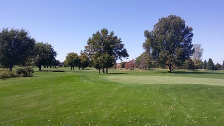Overview of golf course named Carroll