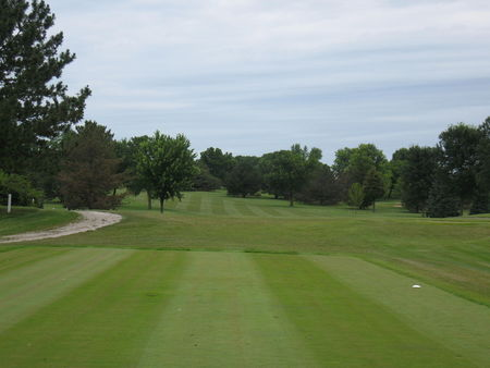 Overview of golf course named Carroll Country Club