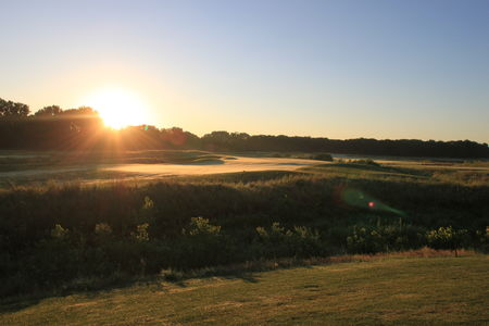Overview of golf course named Coldwater Golf Links