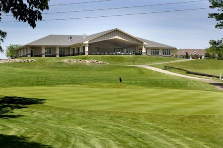 Copper creek golf course cover picture