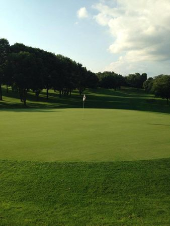 Elmwood country club cover picture