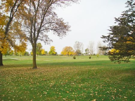 Overview of golf course named Fonda Golf Course