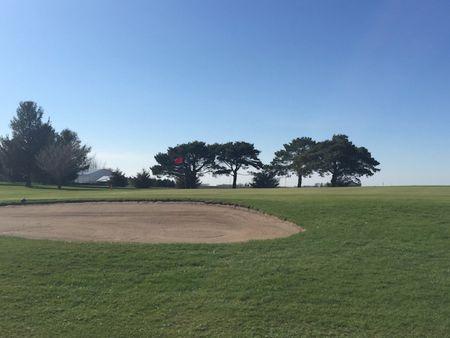 Garner golf club cover picture