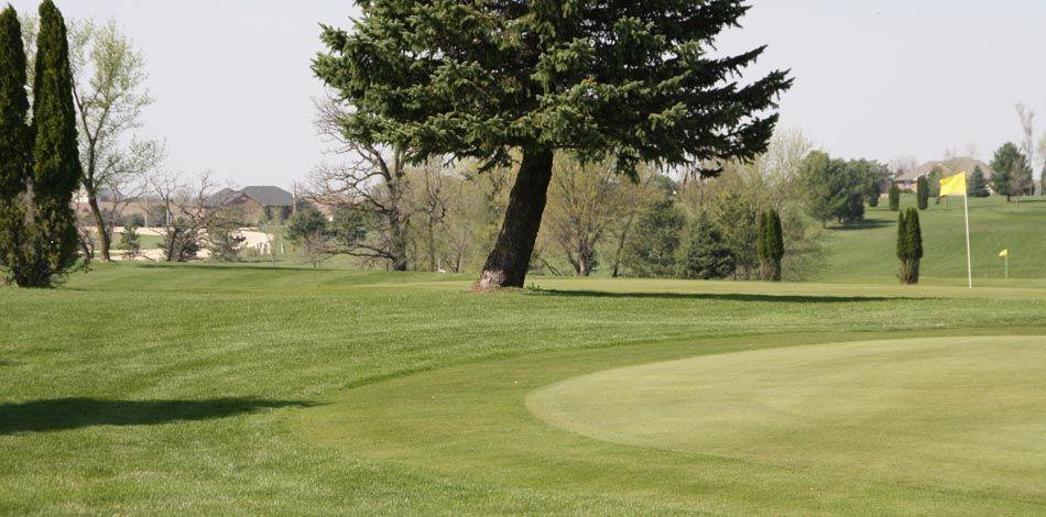 Hart ridge golf course cover picture