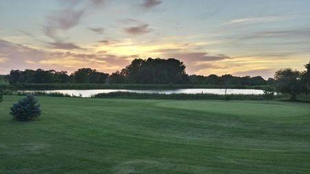 Hidden acres public golf course cover picture