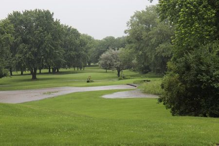 Overview of golf course named Highland