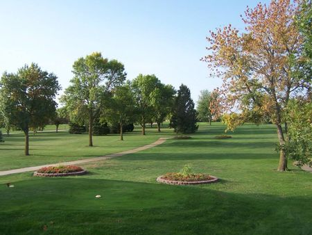 Hill Golf Course Cover Picture