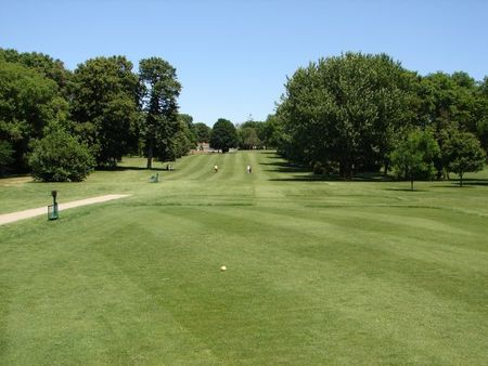 Overview of golf course named Irv Warren Memorial Golf Course