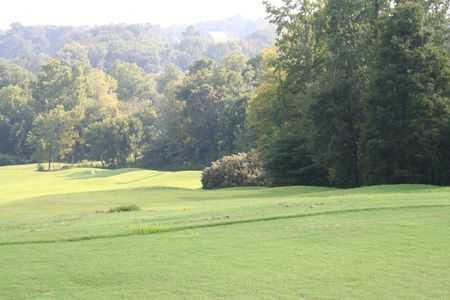 Overview of golf course named Arrowhead Golf Club