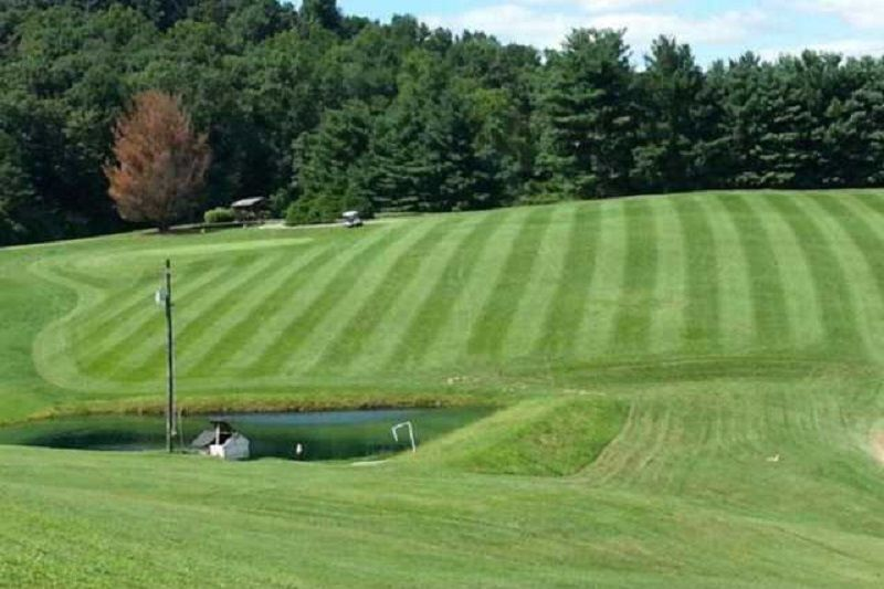 Austin hills golf course cover picture