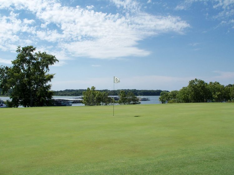 Barren river lake state resort park golf course cover picture