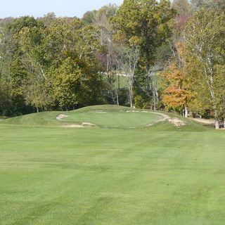 Boone links golf course cover picture