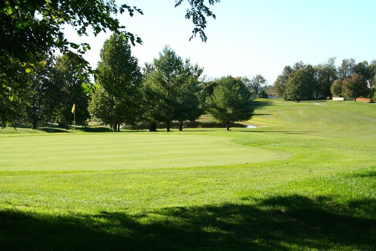 Canewood golf course cover picture